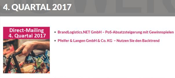 Digitalisierung 2017/2018