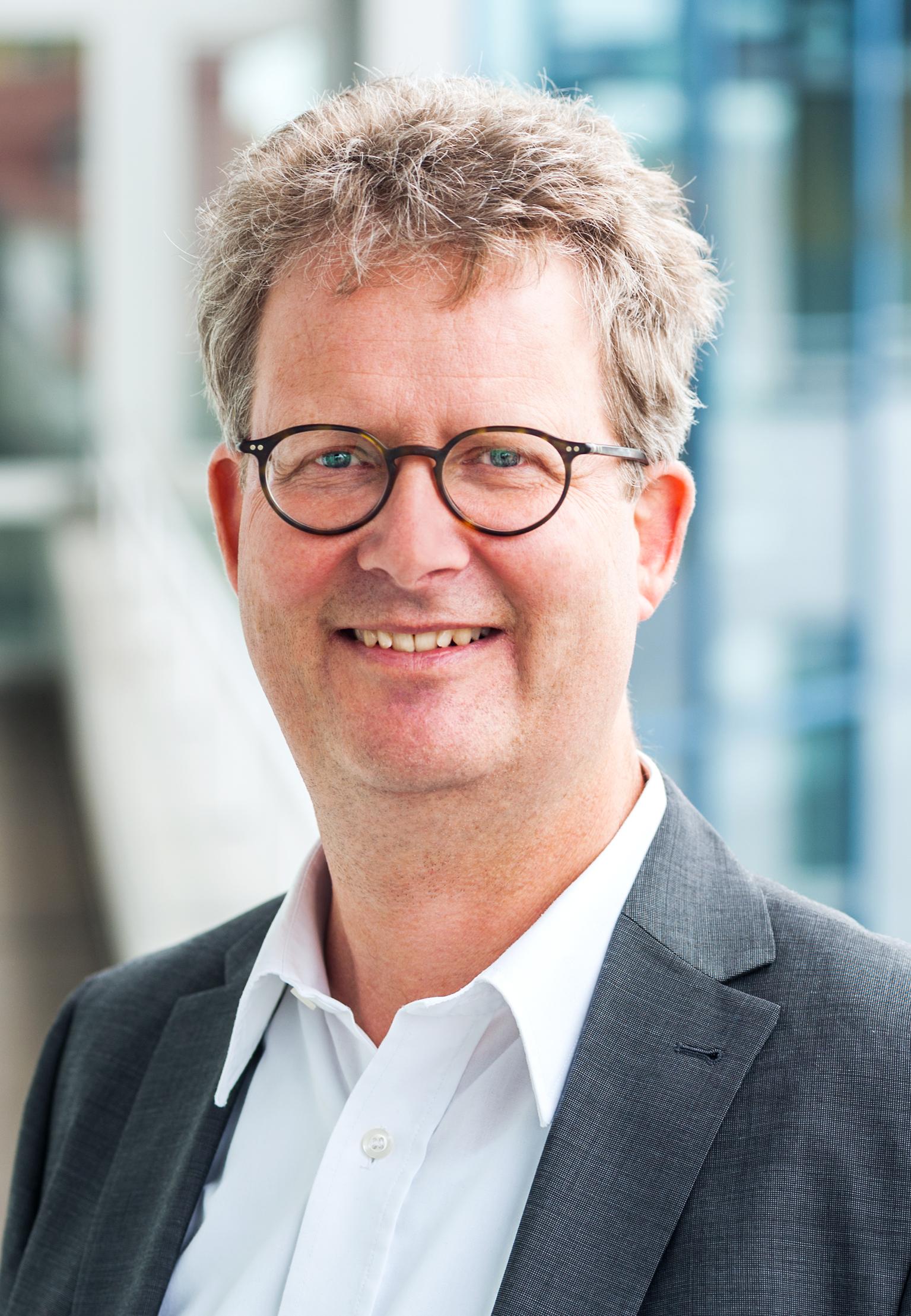 Dr. Klaus-Holger Kille, Geschäftsführer der BrandLogistics NET GmbH